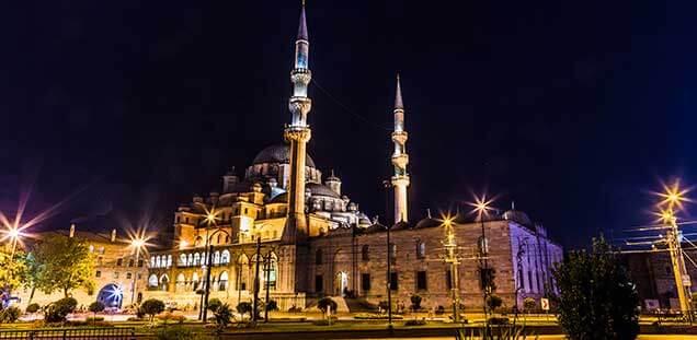 excursiereis turkije