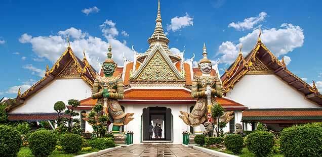 excursiereis thailand bangkok