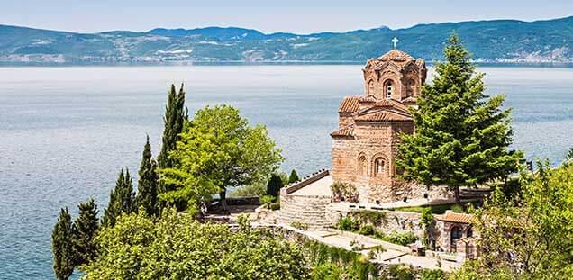 reis Macedonie