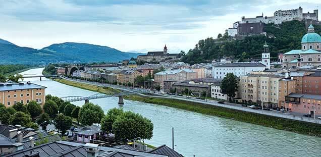 Excursiereizen Oostenrijk