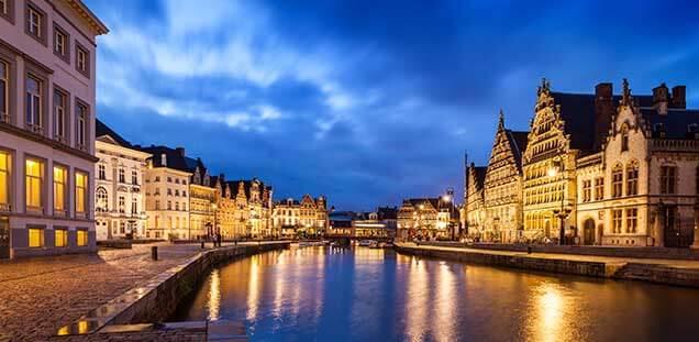 excursiereizen Belgie