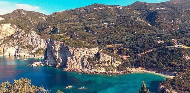 Excursiereizen naar Corfu