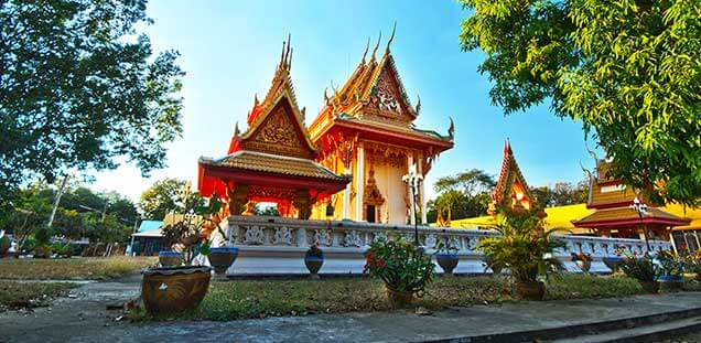 excursie Thailand