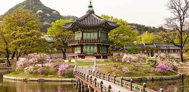 excursiereis zuid-korea