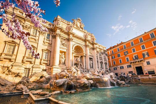 Rome Tempel