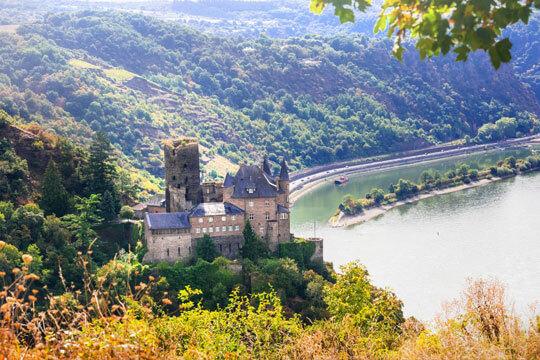 Duitsland Kasteel