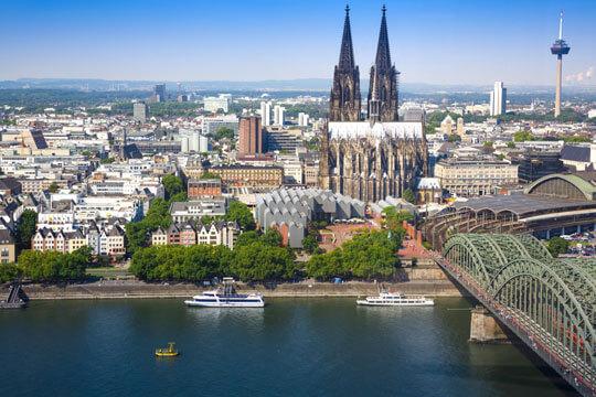 Duitsland Stad