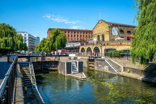 Londen Rivier