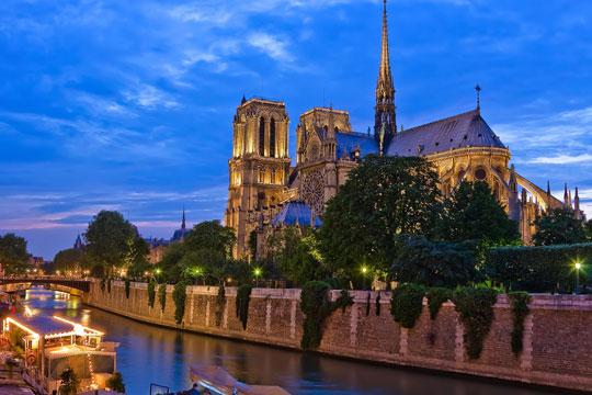 Parijs Rivier