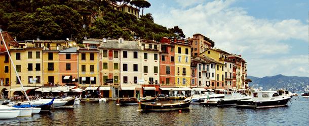 Portofino - Bloemenriviera