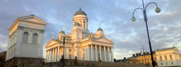 Excursiereizen Finland - Domkerk