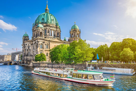 Berlijn Kanaal