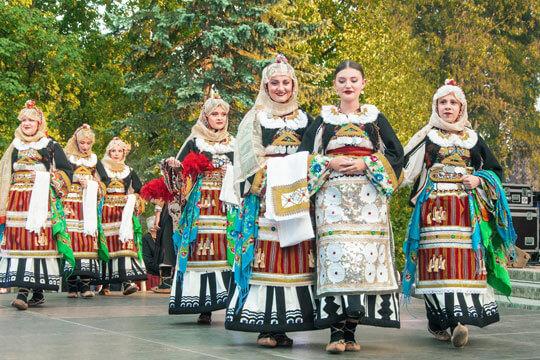 Macedonie Traditie