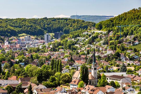 Oostenrijk Stad