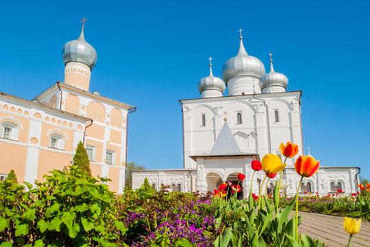 Rusland Tempel