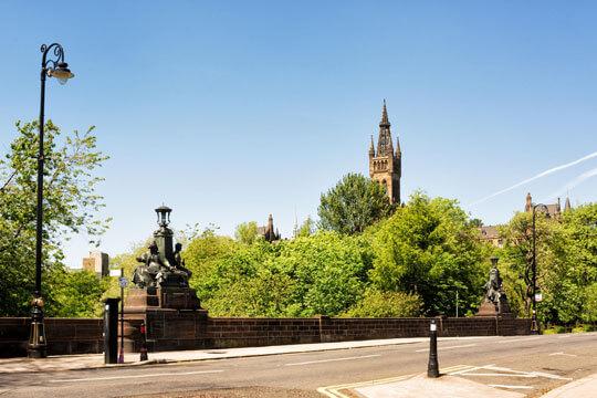 Schotland Stad