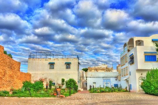 Tunesie Dorp