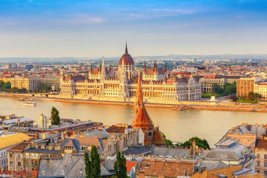 Boedapest Paleis