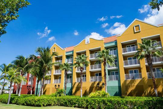 Curacao Huizen