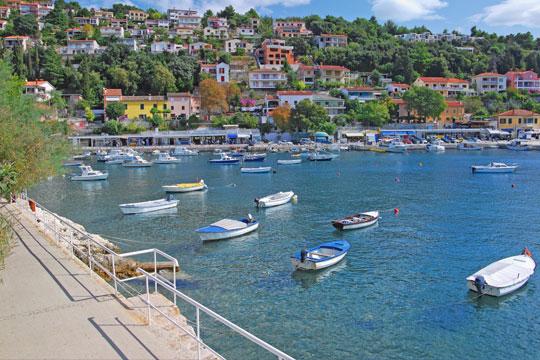 Kroatie Stad aan Zee