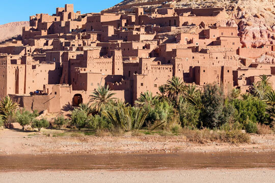 Marokko Stad