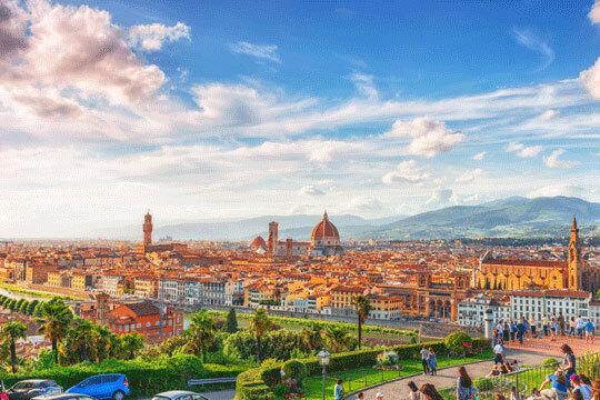 Toscane Florentie Stad