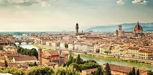 excursiereis naar Toscane