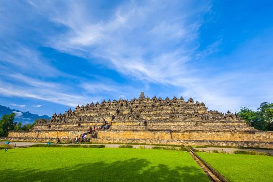 Indonesie Tempel