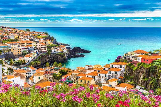 Madeira Zee Stad