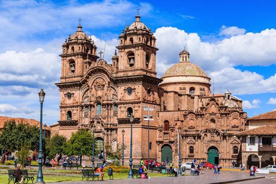 Peru Tempel