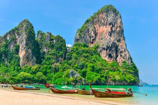 Thailand Strand