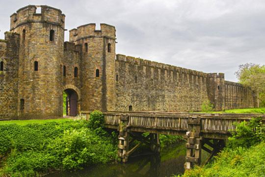 Wales Kasteel