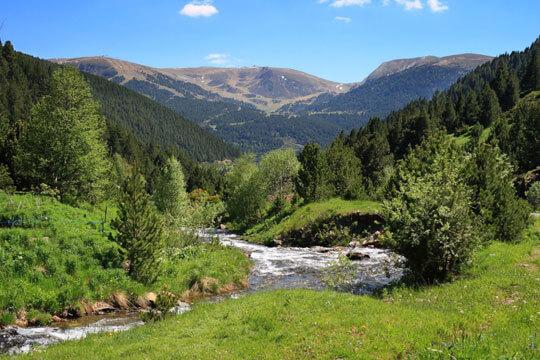 Andorra Natuur
