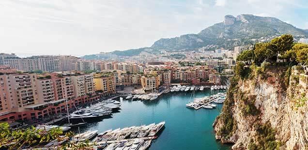 excursiereizen Monaco