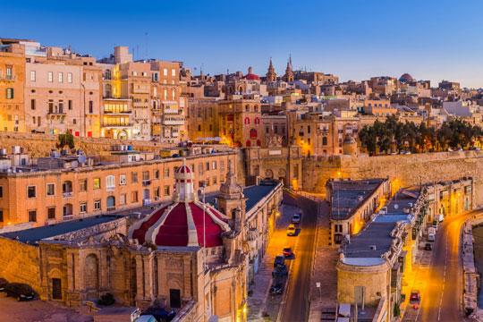 Malta Stad