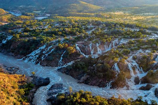 Namibie Natuur