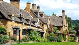 cotswolds in engeland