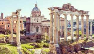 forum romanum rome excursie