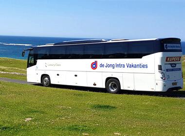 excursiereis met de bus